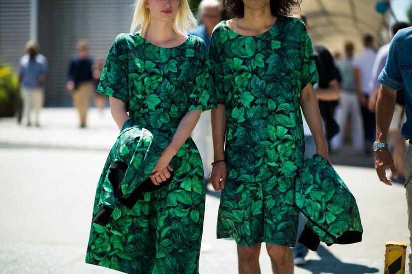 Зеленые сумки, которые я хочу