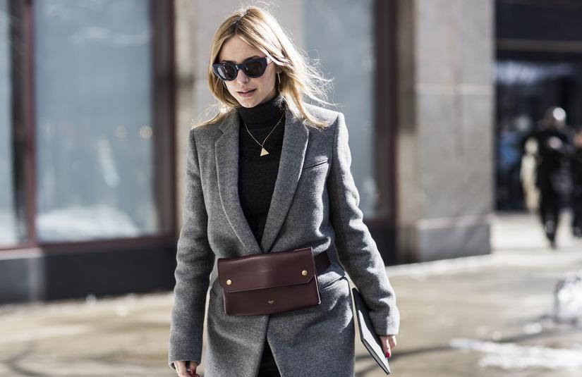 Как модно носить модные сумки?