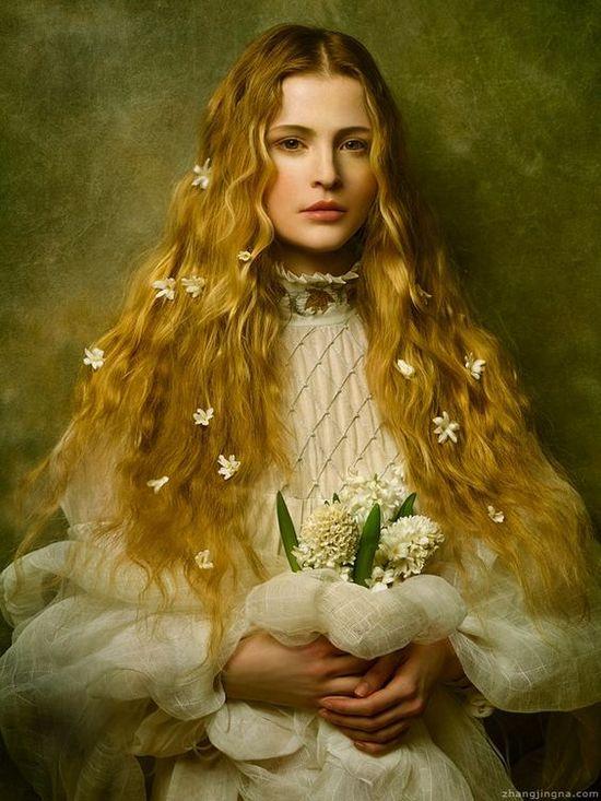 Королева весны образ для фотосессии