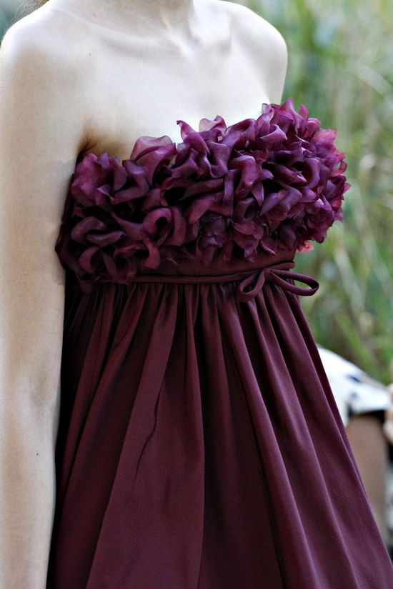 Платье-цветок