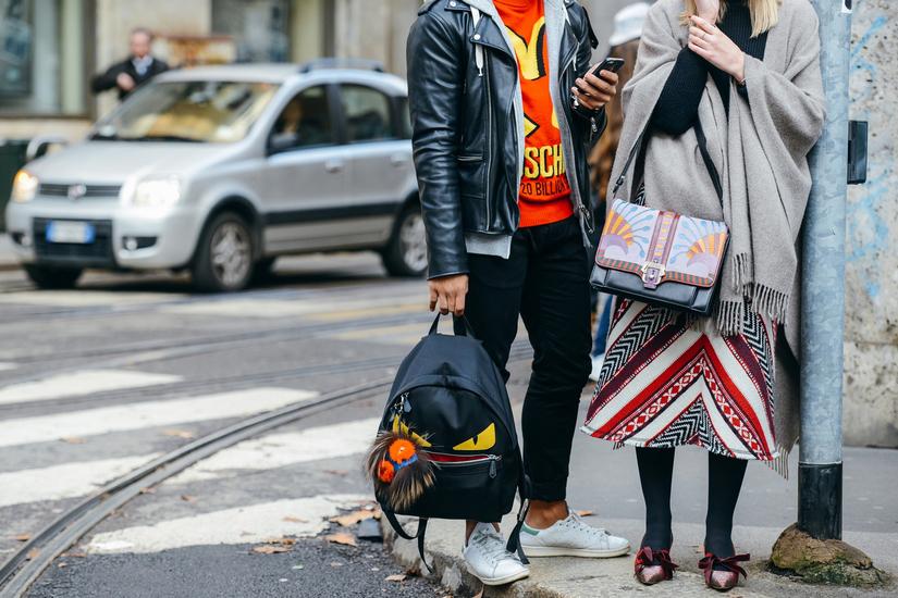 С чем носить рюкзаки?