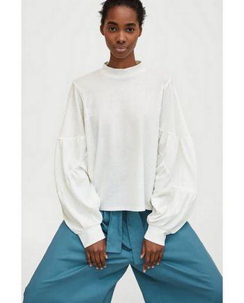широкие штаны на лето
