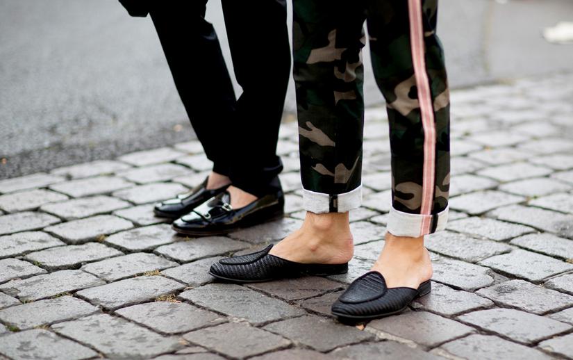 Тренды летней обуви