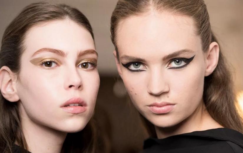 Тенденция макияжа: ретро стрелки