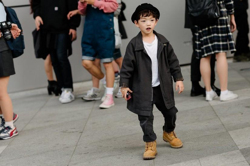 Мода для мальчишек