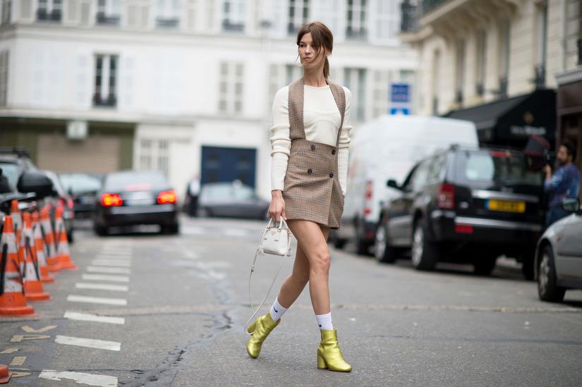 Модные юбки на осень