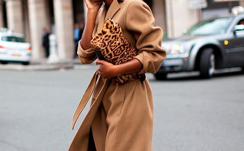 Бежевое пальто — вечная классика