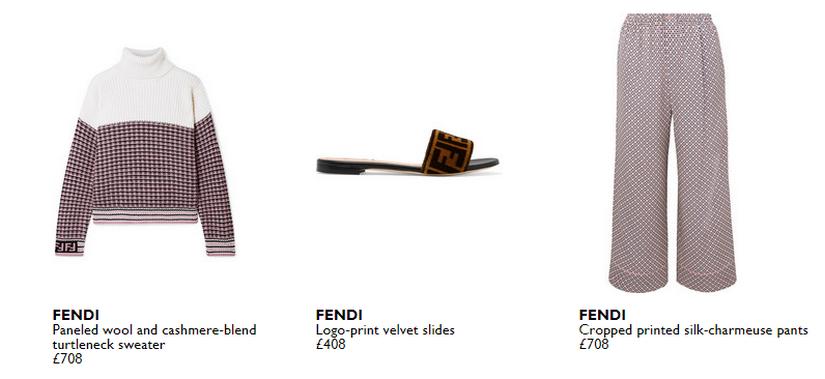 Знакомство с брендом FENDI