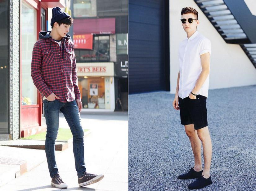 Модные образы для подростков