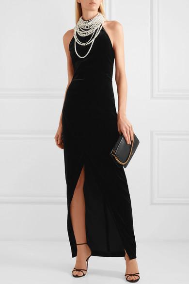 Вечернее платье Бальман