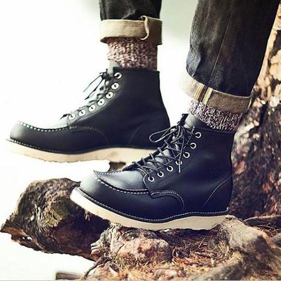носки под ботинки