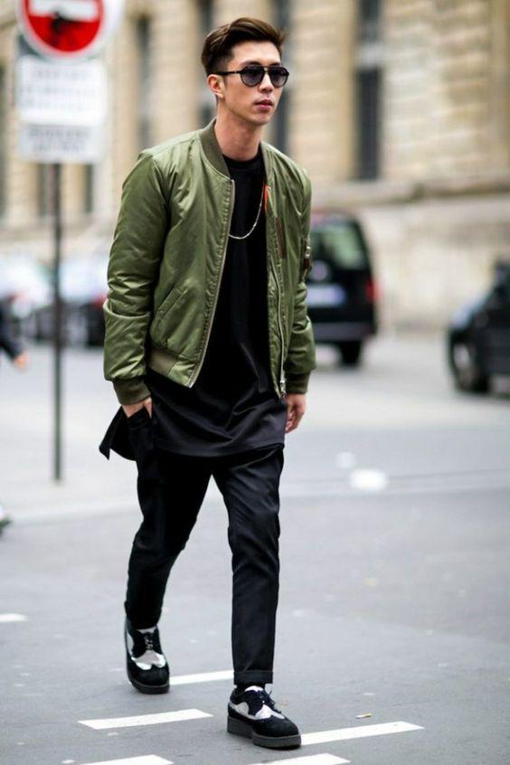 куртка в мужском гардеробе
