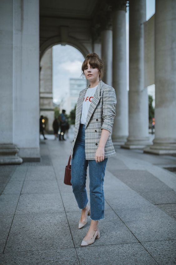 джинсы стрит стайл