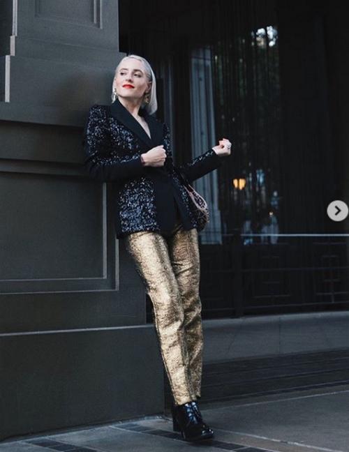 Abby — Style Blogger