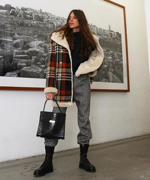 Maja Wyh —блогер из Германии
