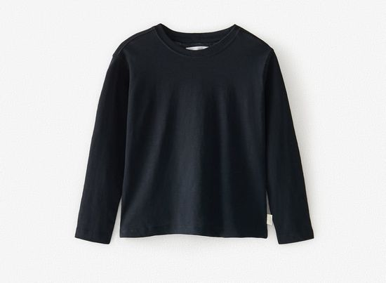 Базовая футболка из ткани фламе