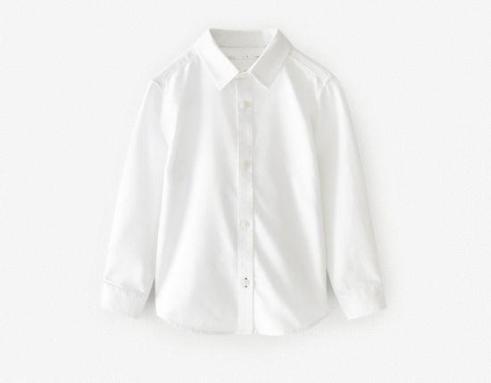 Базовая рубашка оксфорд