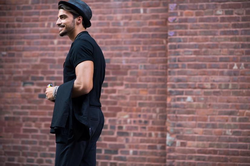 8 моделей футболок в мужском гардеробе