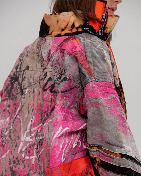 роспись ткани на заказ