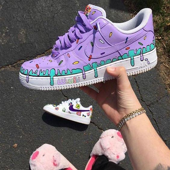 рисунок на обуви заказать